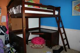 Full size bunk bed with desk Extravagant Full Size Bunk Bed With Desk Tuckrbox Full Size Bunk Bed With Desk Tuckr Box Decors How To Make Full