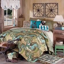 Best 25+ Western bedding sets ideas on Pinterest | Western bedroom ... & Cowboy Paisley Quilted Bedding Collection - Weatherbeeta - Shop by Brand Adamdwight.com