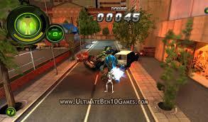 ben 10 ultimate crisis game