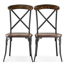 great options for farmhouse dining chairs on a budget - all of these chairs  are under