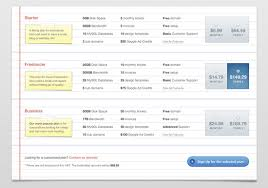 web table design. Contemporary Web Pricing Grid  Complete By Haziq Mir For Web Table Design I