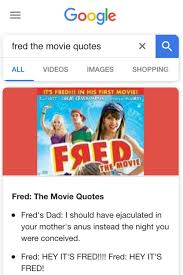 Fred The Movie Quotes Cool Finding Nemo Movie Tumblr