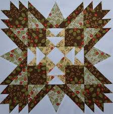 1352 best Quilt Blocks images on Pinterest | Projects, Beautiful ... & Brother Bear/Sister Sun Quilt Block free pattern on Quilters' Cache at… Adamdwight.com