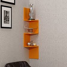 corner wall shelves for living room and