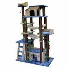 cat trees that look like furniture. These Cat Trees That Look Like Furniture Will Blend Well With Your Household Decor While Giving Feline Her Very Own Special Place To Climb Scratch On