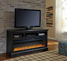 ashley furniture entertainment center with fireplace charcoal 2 piece entertainment set ashley furniture entertainment center fireplace