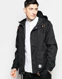fat moose sailor jacket in black men