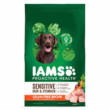 best for allergies iams proactive health sensitive skin stomach dry dog food