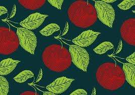 Apple Pattern Unique Retro Apple Pattern Download Free Vector Art Stock Graphics Images