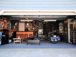 Creative Garage Remodeling Ideas