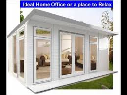 summer house office. Fully Insulated Eco-Suite Garden Room At Summer House Price, Home Office, Gym - EcoSuite Office B