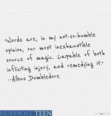 Harry Potter Quotes Love Interesting Harry Potter' Quotes 48 Comforting Words Of Wisdom From Albus