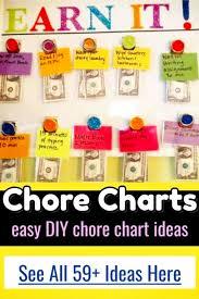 Child Organizer Job Chart
