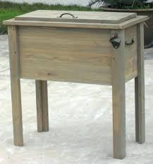 diy wooden ice chest cooler wooden outdoor cooler box wooden cooler box ice chest ice cooler