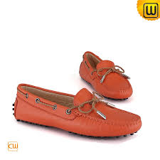 womens leather driving loafers cw314029 shoes cwmalls com