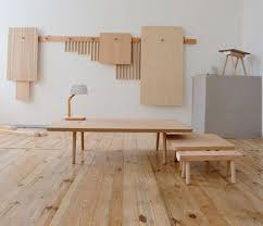 modular furniture system. Peg Modular Furniture System Collapses To Hang On The Wall U