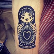 Matryoshka Doll Tattoos Inked Magazine Tattoo Ideas Artists And