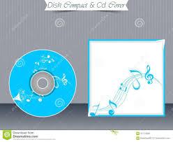 Cd Case Design Template Cd Or Dvd Jewel Case Templates Stock Vector Illustration