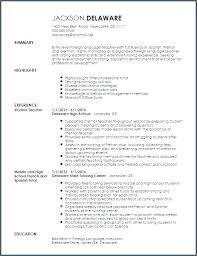 Skills Based Resume Template Amazing Skill In Resume Example Skill Resume Samples Language Skills Resume