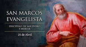 San Marcos Evangelista 25 de abril... - Parroquia Nuestra Señora de Lourdes  Montes de Oca | Facebook