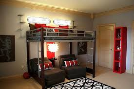 loft beds for teenage boys. Wonderful Loft I Love The Bed With Little Lounge Seats Underneath Perfect For Preteen  Boys As They Could Sit And Play Wii Etc Inside Loft Beds For Teenage Boys
