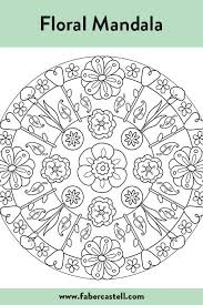 Coloring pages for adults of all ages. Coloring Pages For Adults Free Printables Faber Castell Usa