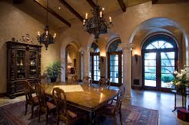 arch wall designs with recessed lighting dining room mediterranean and traditional old