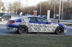 Coupe Series 2013 bmw 325i : New Spy Photos: 2013 BMW M6 Gran Coupe in Space Gray
