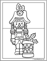 Small Picture Nutcracker Coloring Sheet Drum Captain