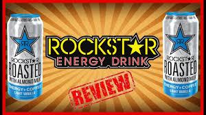 Rockstar Roasted Coffee Energy Light Vanilla Rockstar Roasted Light Vanilla Review July 11th 2016