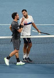 Australian Open 2021 officials separate Fabio Fognini and Salvatore Caruso  fight