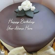 Text Colorful Birthday Cake Husband Amazingbirthdaycakesga