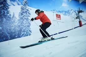 a ski trip to switzerland