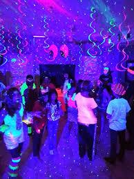 lighting for parties ideas. madiu0027s blacklight party lighting for parties ideas