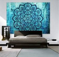 indian mandala tapestry wall art 80x60 in on mandala wall art with 10 best mandala wall art images on pinterest mandala tapestry