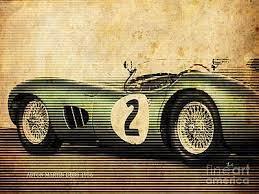 Aston Martin Dbr1 Posters Fine Art America