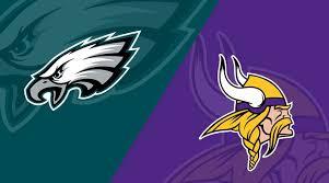 Philadelphia Eagles At Minnesota Vikings Matchup Preview 10