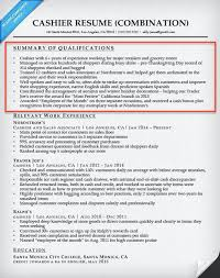 Relevant Experience Resume Amazing How To Write A Summary Of Qualifications Resume Companion