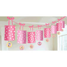 Minnie Mouse Baby Shower Decorations Disney Baby Minnie Mouse 1st Birthday Party Paper Lantern Garland