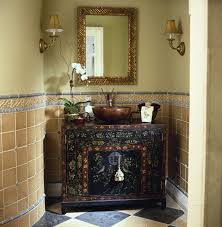 small ornate bathroom vanities