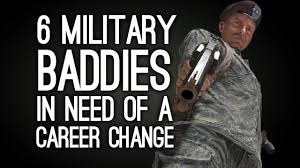 6 military baddies in serious need of a career change 6 military baddies in serious need of a career change