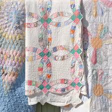 Vintage Handmade Patchwork Quilt | BEAUTIFUL OLD QUILTS~LOVE ... & Vintage Handmade Patchwork Quilt Adamdwight.com