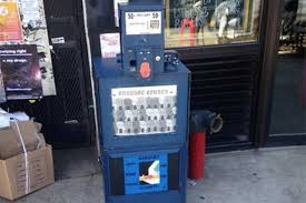 Bikestock Vending Machine Custom Parquet Courts Tease New Album With A Bushwick Vending Machine