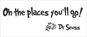 Dr Seuss Oh The Places You Ll Go Quotes Adorable Dr Seuss Wall Decals Oh The Places You Ll Go Elitflat