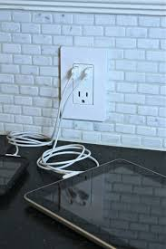 retrofitting a usb charger receptacle combo this leviton usb charger tr receptacle combo charges more quickly than a standard usb adaptor you can also charge two mobile devices on the top of the
