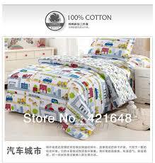 truck bed sets drinkmorinaga crib bedding for boys free 100 cotton kids children font b