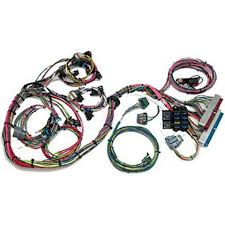 painless performance tagged fuel injection harness 1997 04 gm ls 1 throttle by wire harness std length performance