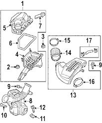 parts com® genuine factory oem 2007 chevrolet cobalt ss l4 2 4 diagrams