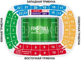 Lokomotiv Stadium Fc Lokomotiv Moscow Football Tripper