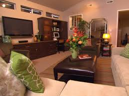 Organizing Living Room Quick Tips For Home Organization Hgtv
